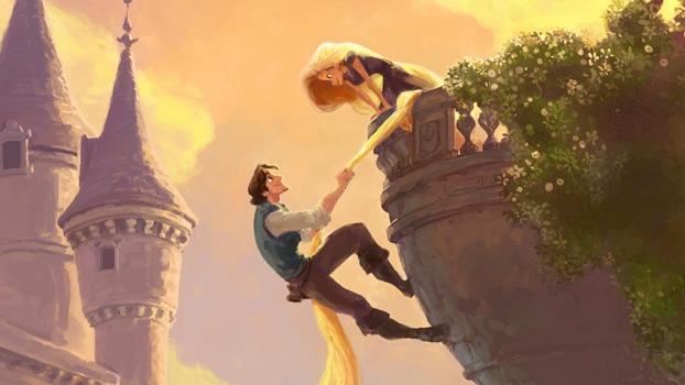 Enrrolados- Walt Disney