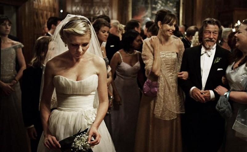 O casamento- Justine