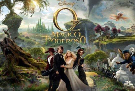 Oz- Mágico e Poderoso