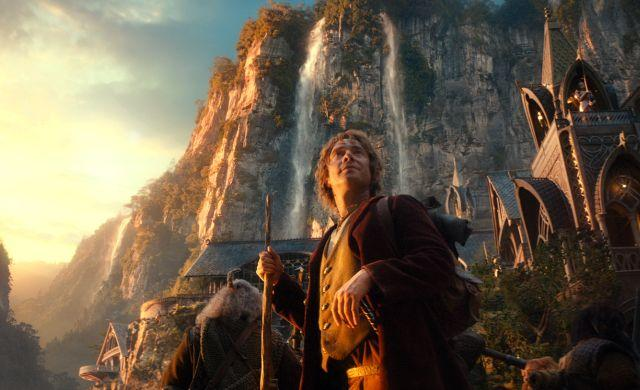 The Hobbit- Movies Rivendell