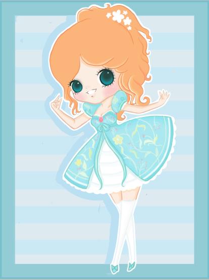 Disne Lolita Giselle by mollay
