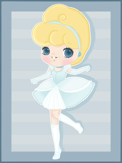 Disney Lolita Cinderella by mollay