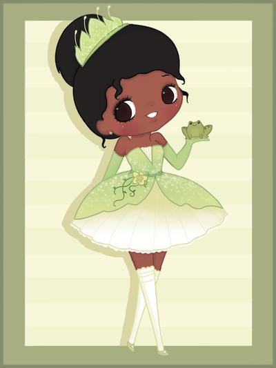 Disney Lolita Tiana by mollay