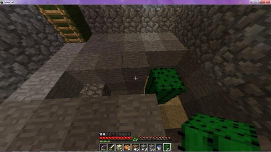 Armadilha para Monstros- Minecraft