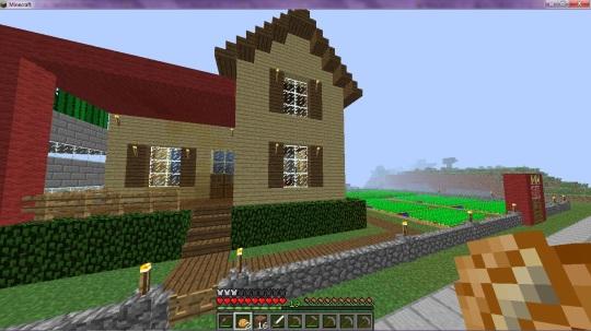 casa fazenda- colorindo nuvens