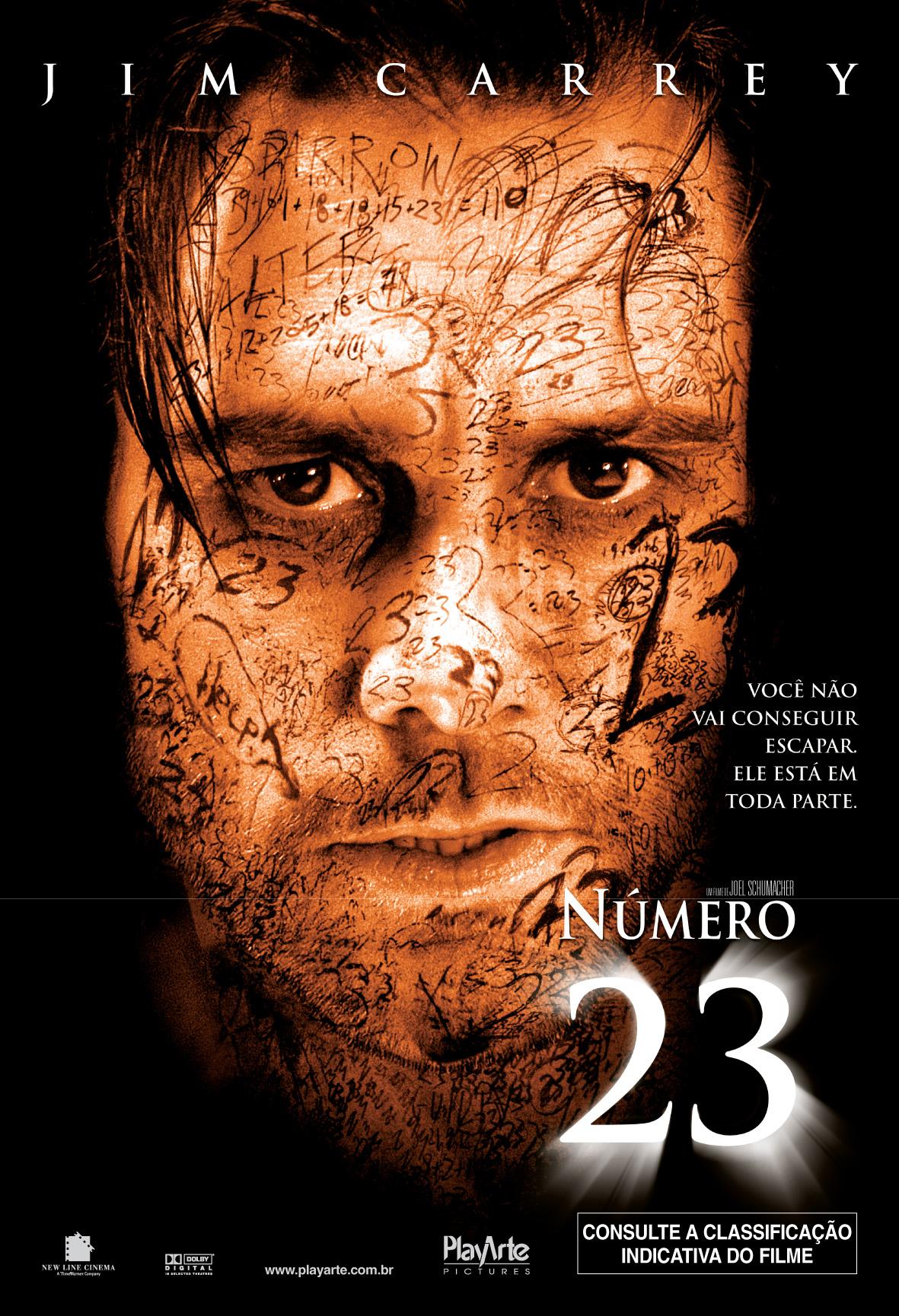 Filme: The Number 23 (Número 23) – Colorindo Nuvens