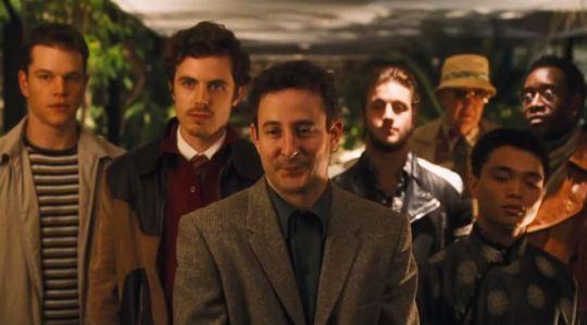 Onze Homens e Um Segredo