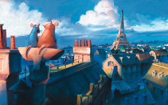 Concept Art: Ratatouille