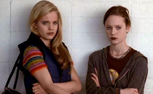 Angela e Jane (Beleza Americana)