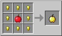 Tutorial Golden Apple