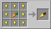 Tutorial Golden Carrot