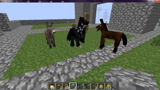 Filhotes (Minecraft)