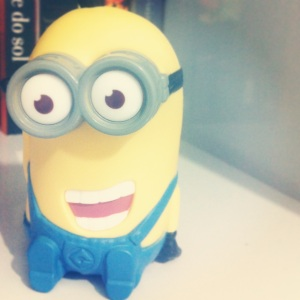 Minion- Mc Donalds