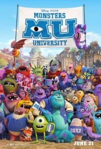 Monsters University - Poster