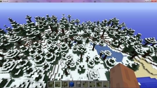 Habilidade de voar (Minecraft)