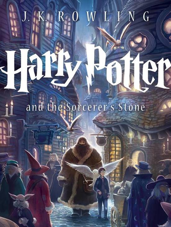 Harry Potter - Livro 1 - Edição Comemorativa