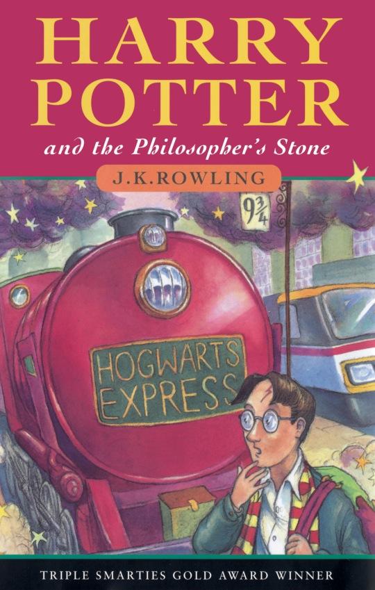 Harry Potter - Livro 1 - UK Canada Austrália
