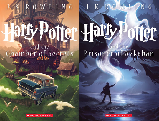 Harry Potter - Livro 2 e 3 - Edição Comemorativa