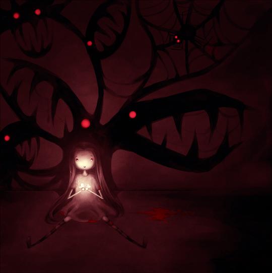 Cute monster by cutereaper