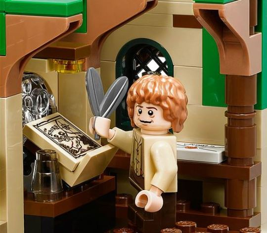 Lego - Um encontro Inesperado (Interior)