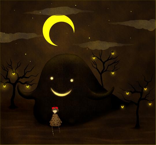 Night_walk by grim reaper