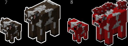 Vacas - Minecraft