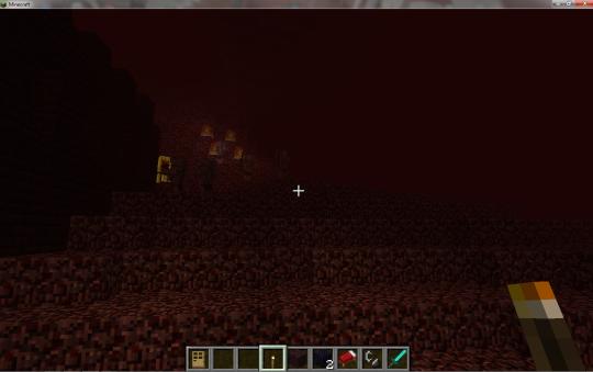 minecraft nether 1