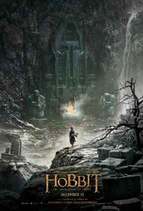 O Hobbit - A desolação de Smaug - Poster