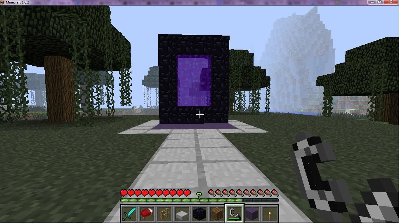 Portal Minecraft