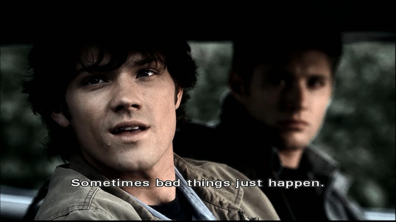 Supernatural - subtitles