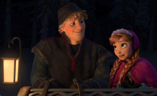frozen - Anna e kristoff
