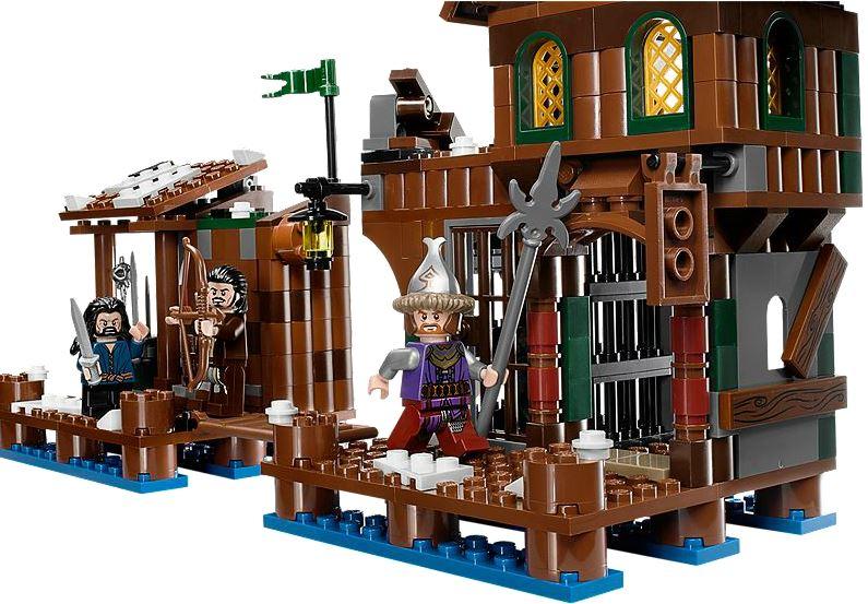 ego O Hobbit: Lake-town Chase