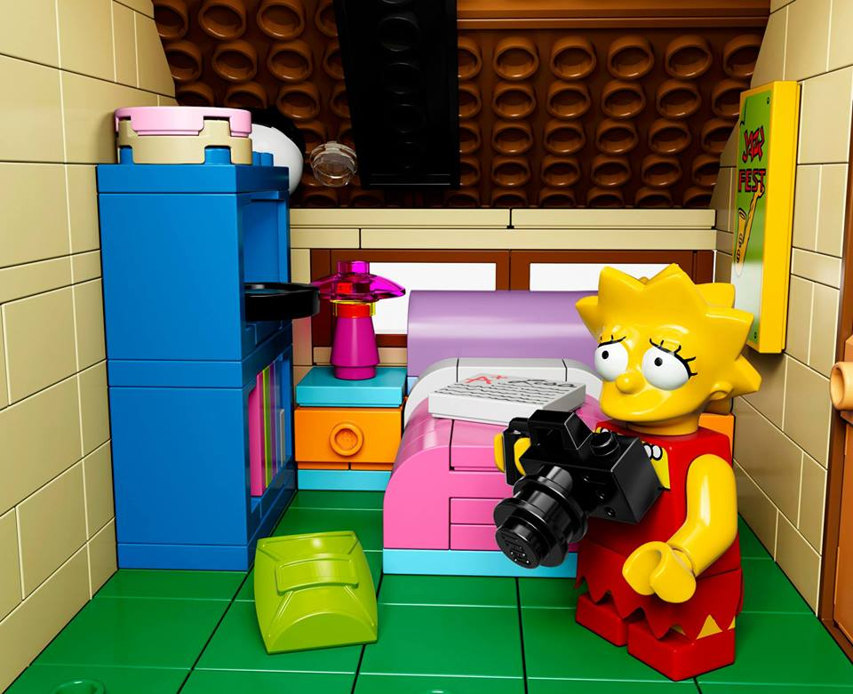 LEGO: The Simpsons™ House