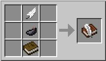 Book and Quill Minecraft