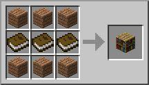 Tutorial estante Minecraft