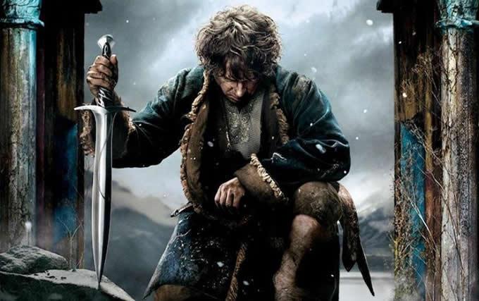 Hobbit - Batalha dos cinco exércitos