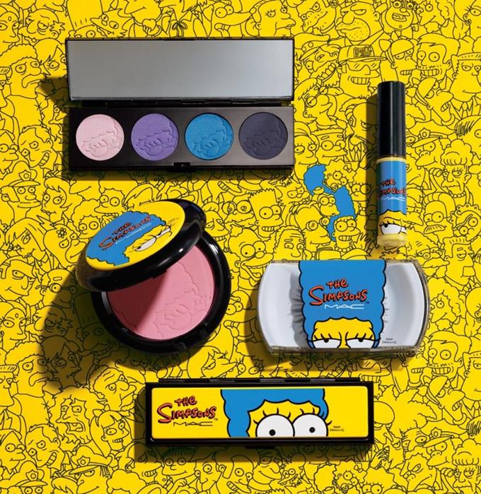 Marge M.A.C. Makeup