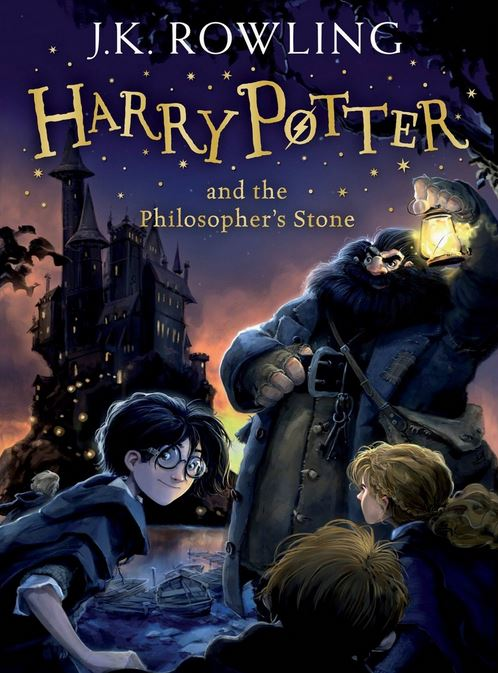 Harry Potter - Capa jonny duddle