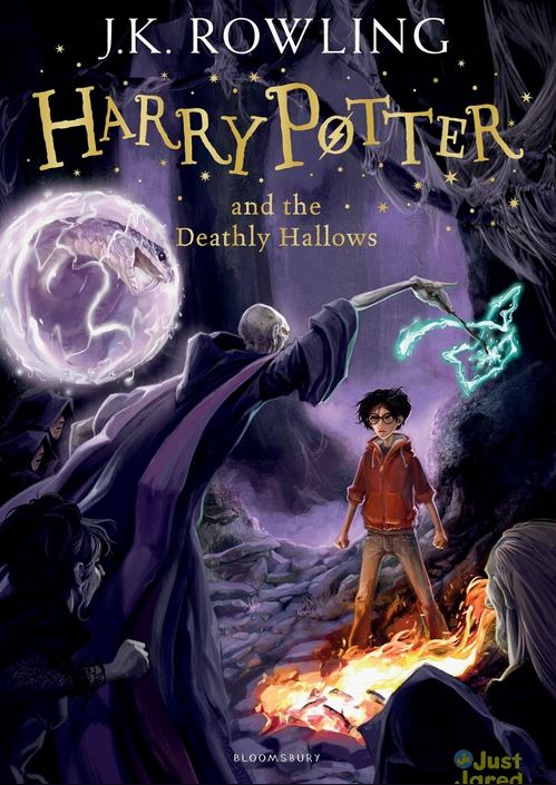 capa harry Potter 7 Harry Potter - Capa jonny duddle