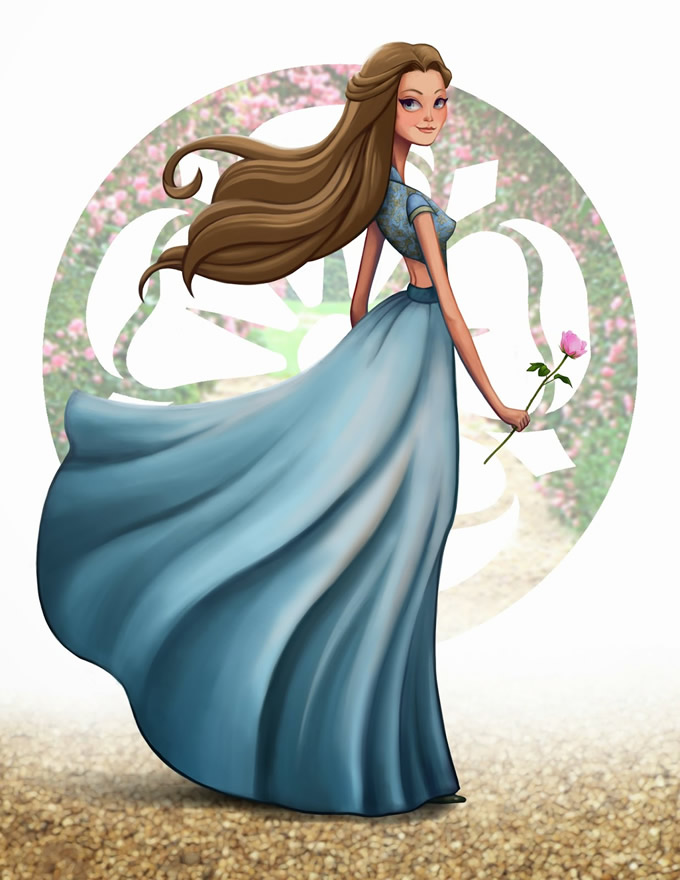 Margaery Game of thrones art