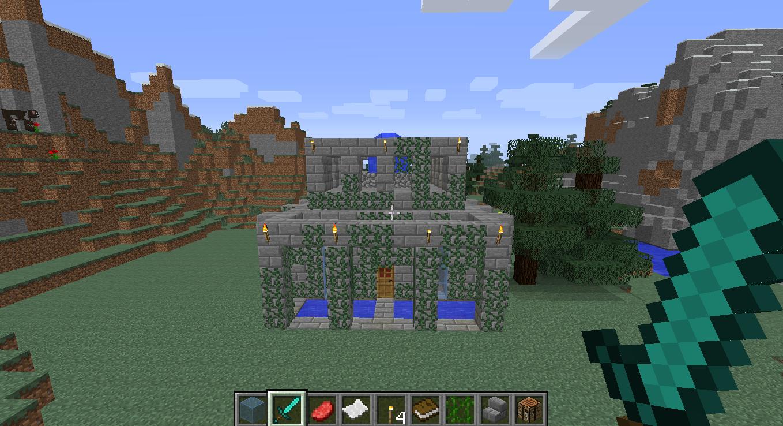 Minecraft Templo