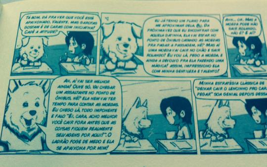valente quadrinhos