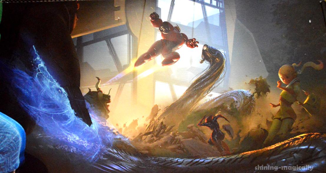 Concept Art Big Hero 6