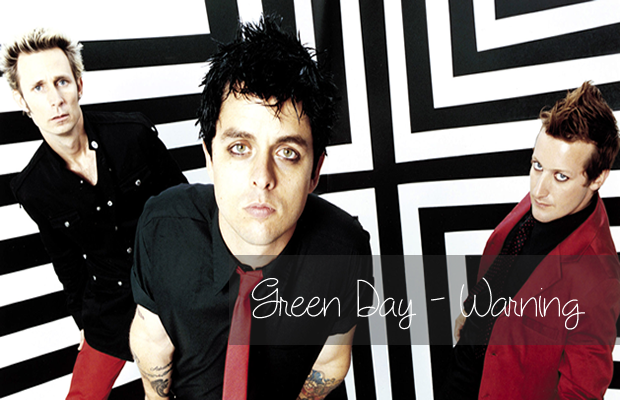 Green Day - Warning