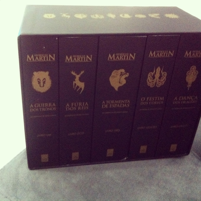 Game of Thrones - Edição de colecionador