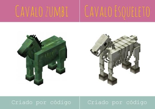 GuiadeCriacao-CavaloZumbiEsqueleto-Minecraft-ColorindoNuvens